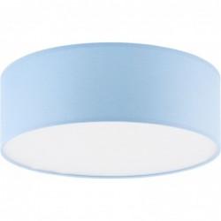 Lampa sufitowa niebieski...