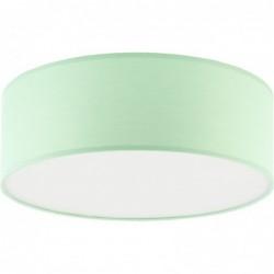 Lampa sufitowa zielony...