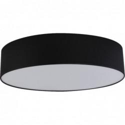 TK LIGHTING LAMPA SUFITOWA RONDO CZARNY