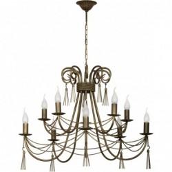 Klasyczna lampa wisząca...