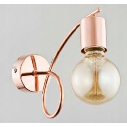 Lampa TANGO COPPER 1pł...