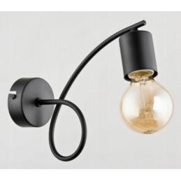 Lampa TANGO BLACK 1pł 23170...