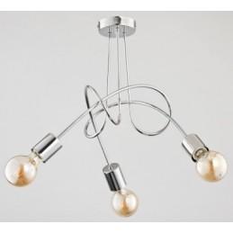 Lampa TANGO CHROME 3pł...