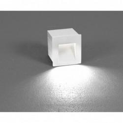 Lampa ścienna STEP  LED WHITE