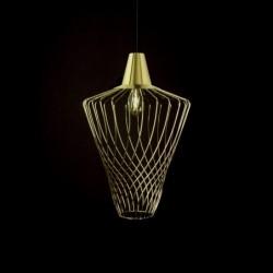Lampa wisząca WAVE GOLD L