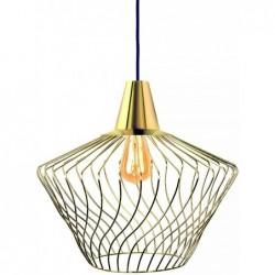 Lampa wisząca WAVE GOLD S