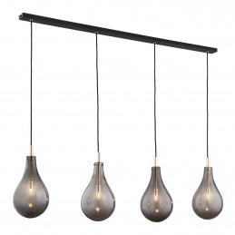 OAKLAND lampa wisząca 4 pł. - 1740