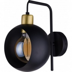 LAMPA KINKIET CYKLOP BLACK  - 2750