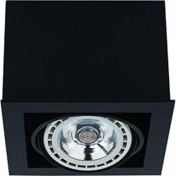 Lampa sufitowa BOX BLACK I...