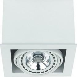 Lampa sufitowa BOX WHITE I...