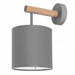 LAMPA KINKIET DEVA GRAPHITE 1PŁ - 4110