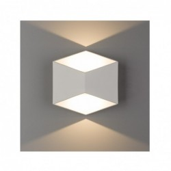 Kinkiet TRIANGLES LED white