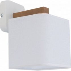 LAMPA KINKIET TORA WHITE 1PŁ - 4161