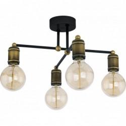 TK LIGHTING LAMPA SUFITOWA RETRO