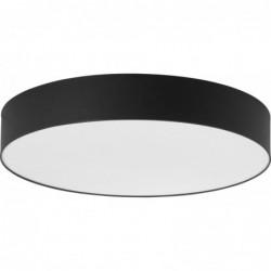 Lampa sufitowa czarna 80cm...