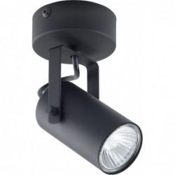 Lampa sufitowa czarna REDO...