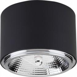 Lampa sufitowa MORIS BLACK...