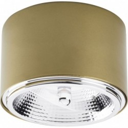 Lampa sufitowa MORIS GOLD...
